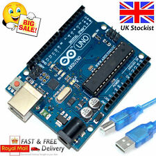UNO R3 Arduino Rev3 328 ATMEGA328P Compatible Board FREE USB UK