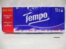 Tempo pocket tissues Neutral 50pcs