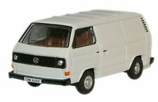 OXFORD DIECAST- Collectabe VW PASTEL WHITE T25 VAN 1:76 Scale Brand New & Boxed