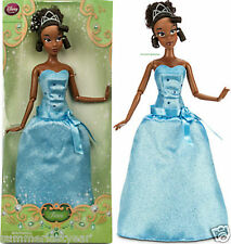 "The Princess and the Frog ""RETIRED"" Disney Store Classic Tiana Doll 12"""