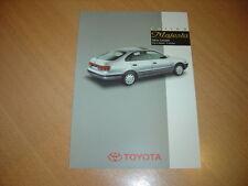 DEPLIANT Toyota Carina Majesta de 1996