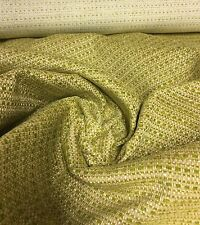 LUXURIOUS GREEN CHENILLE UPHOLSTERY FABRIC 2 METRES