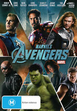 The Avengers (Marvel)  - DVD - NEW Region 4