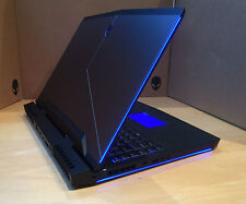 Dell Alienware 17 R4 4.1ghz,16GB,SSD & 1TB, 8GB nVidia GTX 1070 3840x2160 Win 10