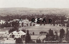 Panoramic view of Waggon Hill Ladysmith South Africa