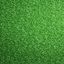 Green Lawn Material, Grass Material Doll House Garden , Railways, Railway