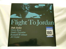 DUKE JORDAN Flight To Jordan Dizzy Reece Stanley Turrentine 180 gram SEALED LP