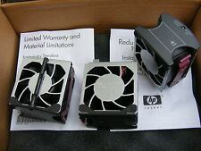 NEW HP 293048-B21 PROLIANT DL380 DL385 SERVER REDUNDANT HOT-PLUG 3 FAN KIT