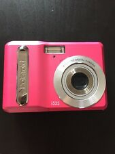 Polaroid I533 MP Digital Camera - PINK - Battery and memory card NOT INCLUDED