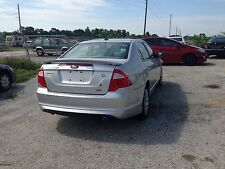 Ford: Fusion 4dr Sdn V6 S