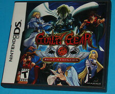 Guilty Gear Dust Strikers - Nintendo DS NDS - USA
