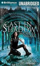 The Chronicles of Elantra: Cast in Shadow 1 by Michelle Sagara (2013, CD,...