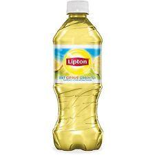 PepsiCo Lipton Diet Citrus Green Tea Plastic 20oz. 24/CT GN 92373
