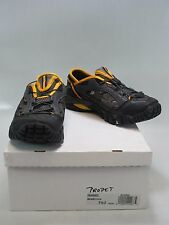 PROPET Mens ENDURANCE Mesh Black/Gray/Yellow Hiking/Trail Shoes Size 7.5 M