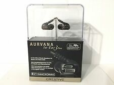 Creative Aurvana In-Ear3 Plus High-end Noise-isolating In-ear Earphones with In-