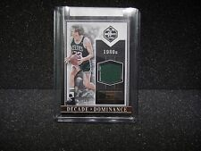 LARRY BIRD 2015-16 PANINI LIMITED DECADE DOMINANCE JERSEY 32/149 Boston Celtics