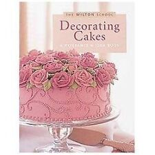 Wilton Decorating Cakes Book by