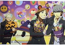 Persona 4 mini poster official anime yu narukami