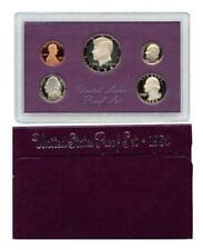 1984-S DEEP CAMEO PROOF SET From U.S. Mint
