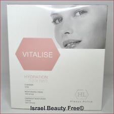 Holy Land Vitalise Hydrating Kit / Cleanser, Day and Night creams