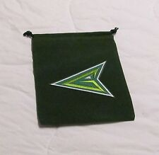 DC Dice Masters Flash World's Finest Justice League * GREEN ARROW * DICE BAG New