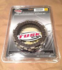 Honda XR400R 1996 Tusk Clutch Steel & Friction Plates