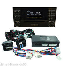 MERCEDES B, C Class, CLK W203, W209 Parrot Steering Interface Kit CTPPAR005