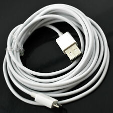 10ft 3M USB Sync Date Charging Cable For Samsung Galaxy S4 Mini i9190 I9500 S3