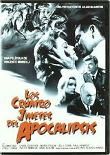 THE FOUR HORSEMEN OF THE APOCALYPSE (1962)  **Dvd R2** Glenn Ford