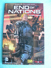 NM END OF NATIONS TPB Based ON VIDEO GAME Trion Worlds MILITARY WAR ARMY SOLDIER
