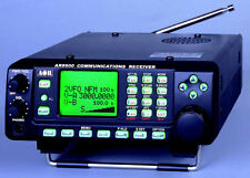 AOR AR8600 Mark 2 receiver radio 100kHz - 3000MHz