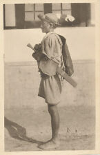Original  Photo  Native Man Nepal ? Tibet China ? 1920-30