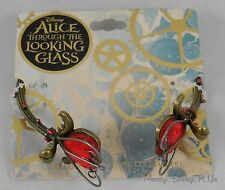 Disney Alice In Wonderland Through The Looking Glass Rose Thorn Cuff Bracelet