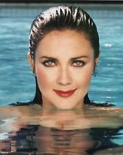 "Lynda Carter Wonder woman 10"" x 8"" Photograph no 16"