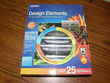 919) Digital Design Elements By Learn2 Software Adobe Tutorials Windows 95+