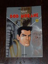 Henri Vernes - Bob Morane 4010 - Tout Bob Morane 10 + carte signet - Ananké