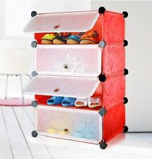 SUPREME- PLASTIC SHOE RACK 4 LAYERS-LKL-516-2