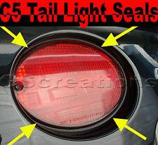 C5 LS1 & Z06 ZO6 Corvette Tail light Seal / Seals Kit