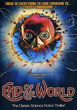 End Of The World (2013, REGION 1 DVD New)