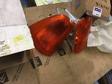Talbot Horizon pair side front indicator lamps 630314 630315 Chrysler 1510