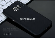Luxury Metallic Matte Hard Back Case Cover For Samsung Galaxy J3 J5 J7 2016 S001