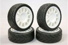 ITALTRADING RALLY LEGENDS SET GOMME + CERCHI ABARTH 500 ASSETTO CORSE (4)