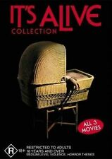 It's Alive Collection (DVD, 2004, 3-Disc Set)