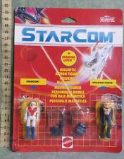 StarCom European Exclusive StarCom and Shadow Force Mattel 1990 Brand New