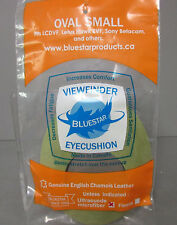 Bluestar Small Oval GREEN Microfiber Eyepiece Eye Cushion Viewfinder Eyecushion