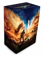 NEW! Kane Chronicles: Kane Chronicles Box Set by Rick Riordan (2013, Paperback)