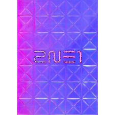 2NE1 - [TO ANYONE] 1st Album CD + Booklet K-POP Sealed YG