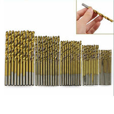 Tungsten Carbide Twist Drill Bit Saw High Steel Wood Tool Industrial 50PCS/Set