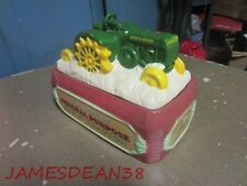 GIBSON JOHN DEERE MODEL D COOKIE JAR