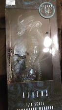1986 ALIEN XENOMORPH WARRIOR 1/4 18 INCH ACTION FIGURE NECA ALIEN AVP MOVIE